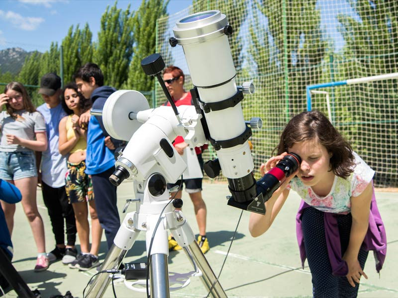 ASTRONOMY & LEISURE ACTIVITIES FOR SCHOOLS